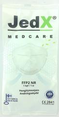FFP2 sertifioitu JedX hengityssuojain  (FIN) 1 kpl